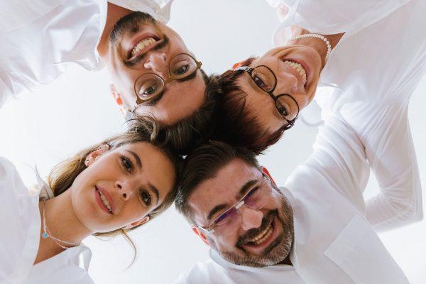 Das Hörakustiker Team von Hörgeräte Melo